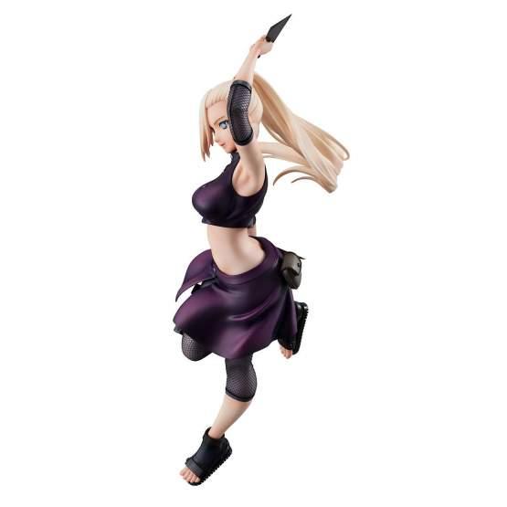 Yamanaka Ino (Naruto Shippuden) Naruto Gals PVC-Statue 21cm Megahouse