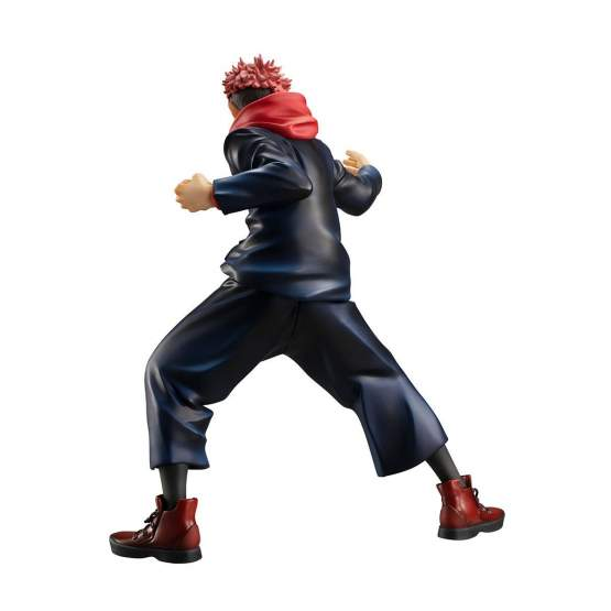 Yuji Itadori (Jujutsu Kaisen) PVC-Statue 18cm Megahouse