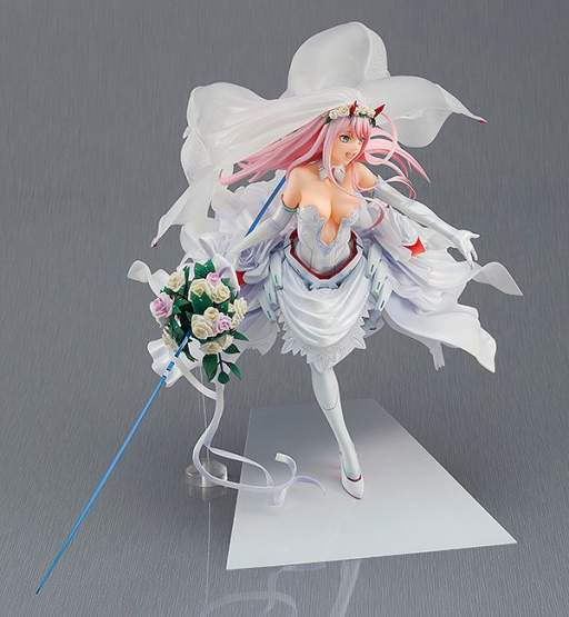 Zero Two For My Darling (Darling in the Franxx) PVC-Statue 1/7 27cm Good Smile Company