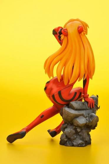 Asuka Langley Shikinami Plugsuit Version (Neon Genesis Evangelion) PVC-Statue 1/6 22cm Kotobukiya -NEUAUFLAGE-