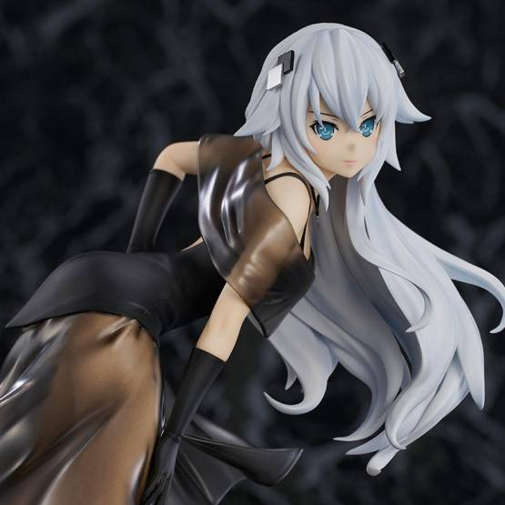 Black Heart Dress Version (Hyperdimension Neptunia) PVC-Statue 23cm Union Creative