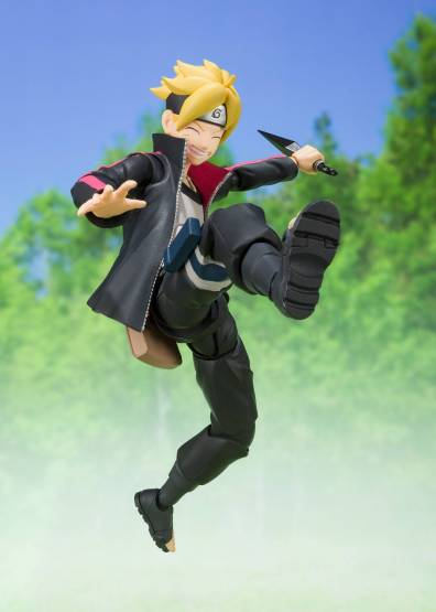 Boruto Uzumaki Tamashii Web Exclusive (Boruto Naruto Next Generations) S.H. Figuarts-Actionfigur 17cm Bandai Tamashii Nations