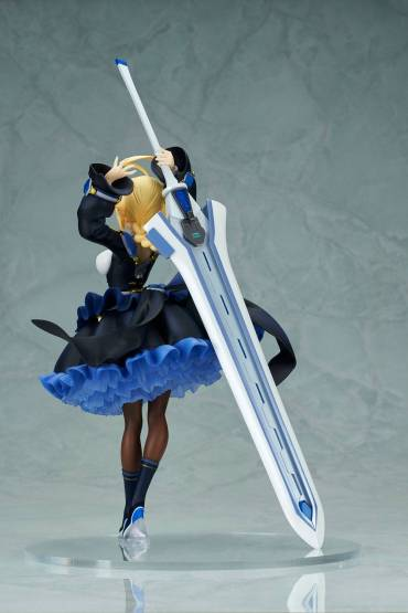 Es (BlazBlue) PVC-Statue 1/7 23cm Bellfine