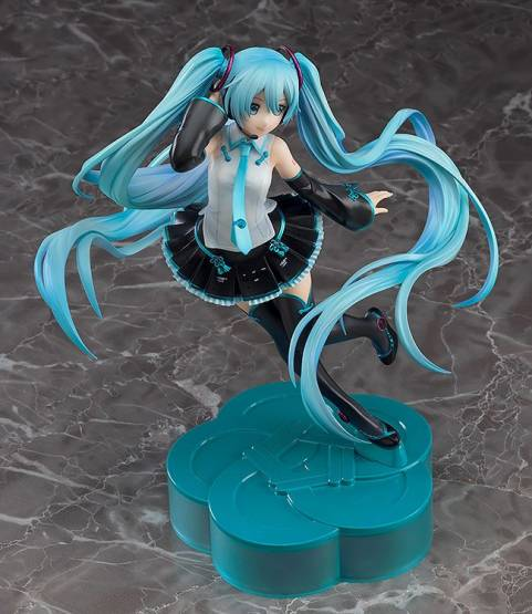 Hatsune Miku V4 Chinese Version (Character Vocal Series 01) PVC-Statue 1/8 25cm Good Smile Company