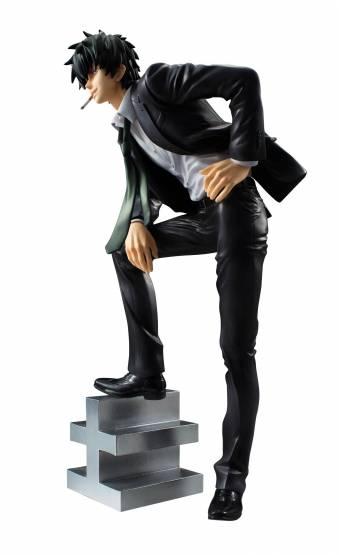 Hijikata Toushirou Suit Version (Gintama) G.E.M. PVC-Statue 1/8 18cm Megahouse