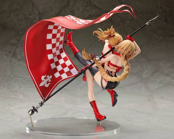 Jeanne d'Arc & Mordred Type-Moon Racing Version (Fate/Apocrypha) PVC-Statue 1/7 27cm Stronger