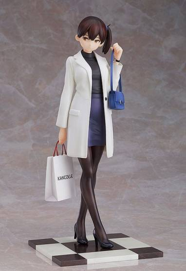Kaga Shopping Mode (Kantai Collection) PVC-Statue 1/8 21cm Good Smile Company