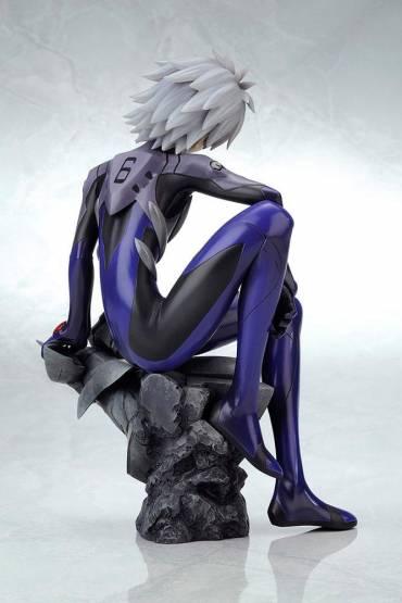 Kaworu Nagisa in Plugsuit (Neon Genesis Evangelion) PVC-Statue 1/6 21cm Kotobukiya