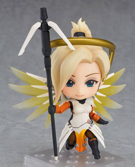 Mercy Classic Skin Edition (Overwatch) Nendoroid 790 Actionfigur 10cm Good Smile Company