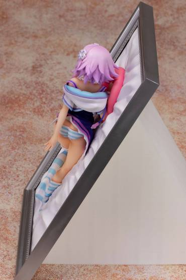 Neptunia Lying Version (Hyperdimension Neptunia) PVC-Statue 1/7 19cm Pulchra