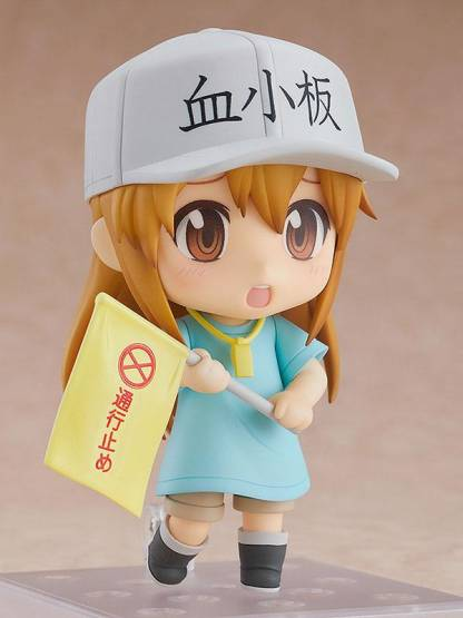 Platelet (Cells at Work!) Nendoroid 1036 Actionfigur 10cm Good Smile Company