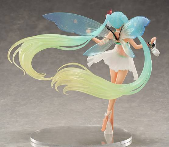 Racing Miku 2017 Thailand Version (Hatsune Miku GT Project) PVC-Statue 1/8 22cm FREEing