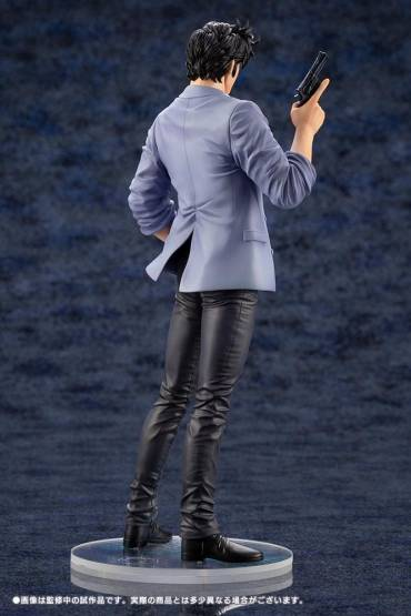 Ryo Saeba (City Hunter The Movie) ARTFXJ PVC-Statue 1/8 25cm Kotobukiya