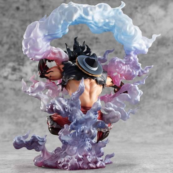 SA-Maximum Monkey D. Ruffy Gear 4 Snake Man (One Piece) P.O.P. PVC-Statue 1/8 26cm Megahouse