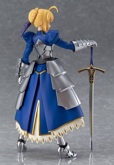 Saber 2.0 (Fate/Stay Night) Figma 227 Actionfigur 14cm Max Factory