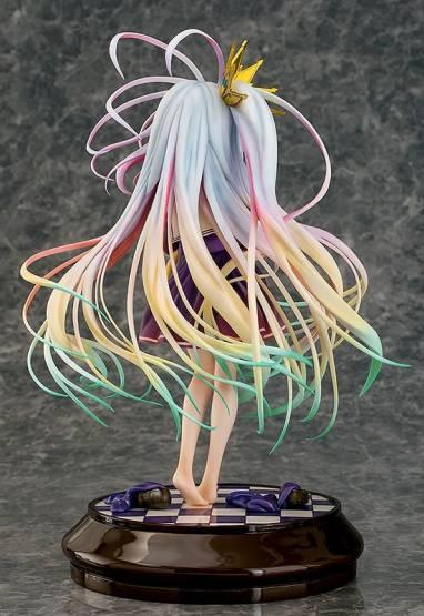Shiro Tuck Up Version (No Game No Life) PVC-Statue 1/7 20cm Phat