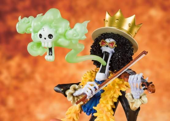 Summender Brook (One Piece) FiguartsZERO PVC-Statue 20cm Bandai Tamashii Nations