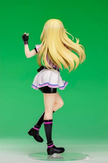 Yuuki Nozaki (Hachigatsu no Cinderella Nine) PVC-Statue 1/7 24cm Pulchra