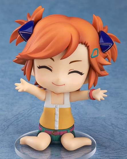 Akari Yomatsuri (Captain Earth) Nendoroid-Actionfigur 10cm GoodSmileCompany