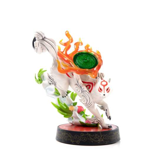 Amaterasu (Okami) PVC-Statue 22cm First4Figures -NEUAUFLAGE-