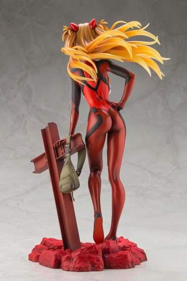 Asuka Shikinami Langley (Evangelion 3.0 You Can Not Redo) PVC-Statue 1/6 29cm Kotobukiya