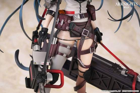 Blaze (Arknights) PVC-Statue 1/7 26cm Apex Innovation