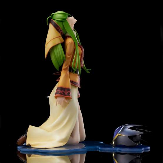 C.C. (Code Geass Lelouch of the Resurrection) PVC-Statue 16cm Union Creative