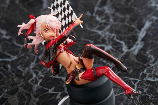 Chloe von Einzbern Priya Racing Version (Fate/Kaleid Liner Prisma Illya 3rei!) PVC-Statue 1/8 11cm Easy Eight