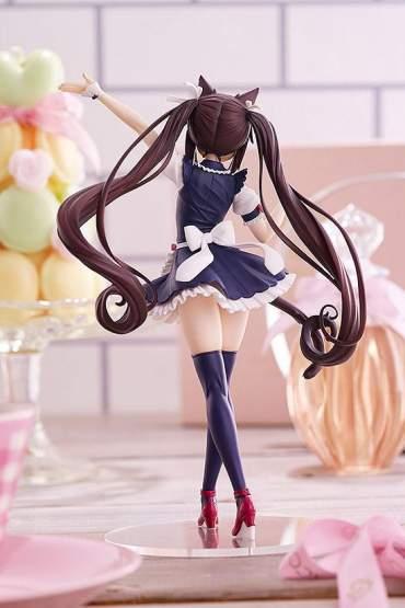 Chocola Patisserie La Soleil Uniform (Nekopara) POP UP PARADE PVC-Statue 17cm Good Smile Company