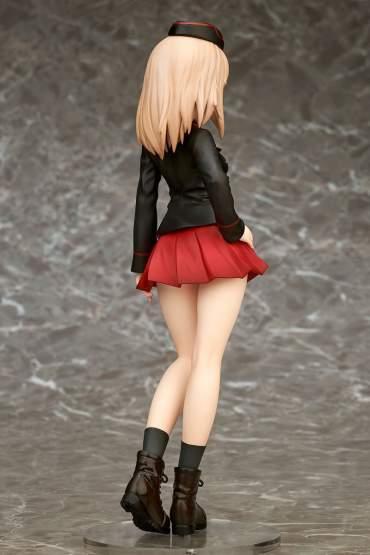 Erika Itsumi (Girls und Panzer der Film) PVC-Statue 1/7 22cm Ques Q