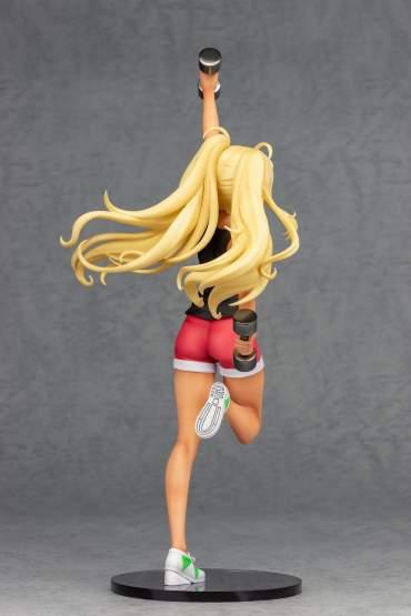 Hibiki Sakura (How Heavy Are the Dumbbells You Lift?) PMMA (PVC-L)-Statue 1/7 20cm Fots Japan