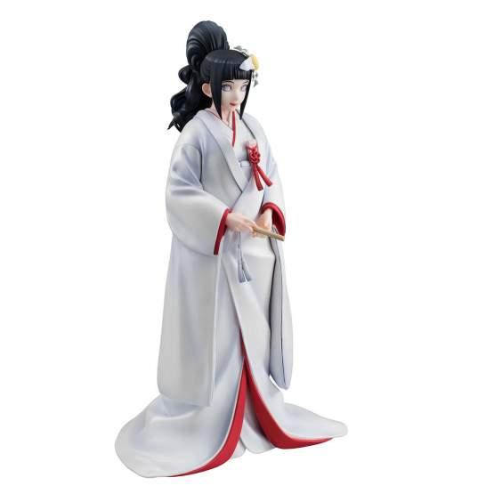 Hinata Wedding Version (Naruto Shippuden) Naruto Gals PVC-Statue 20cm Megahouse