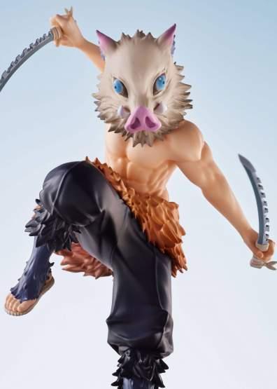 Inosuke Hashibira (Demon Slayer Kimetsu no Yaiba) ConoFig PVC-Statue 13cm Aniplex
