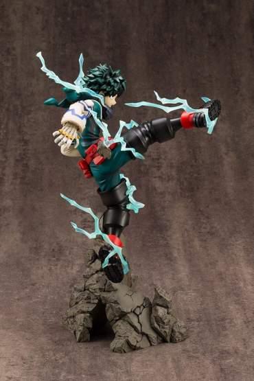 Izuku Midoriya Version 2 Bonus Edition (My Hero Academia) ARTFXJ PVC-Statue 1/8 29cm Kotobukiya