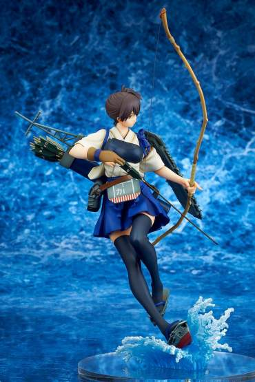 Kaga (Kantai Collection) PVC-Statue 23cm Ques Q