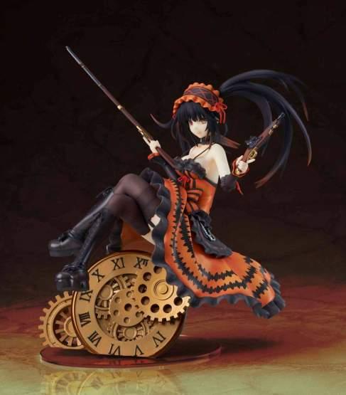 Kurumi Tokisaki (Date A Live) PVC-Statue 1/7 23cm Kaitendoh