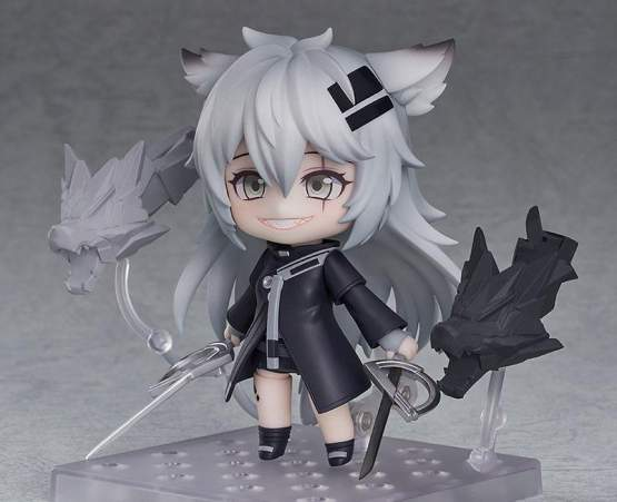 Lappland (Arknights) Nendoroid 1598 Actionfigur 10cm Good Smile Company