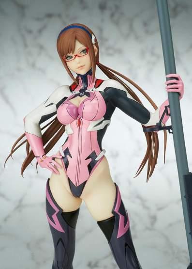 Mari Makinami Illustrious (Rebuild of Evangelion) PVC-Statue 25/39cm Flare