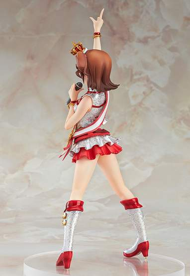 Mirai Kasuga Million Spark! (The Idolmaster Million Live!) PVC-Statue 1/8 26cm AquaMarine