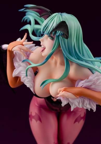 Morrigan Bishoujo (Darkstalkers) PVC-Statue 1/7 23cm Kotobukiya