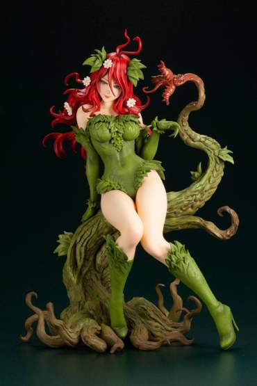 Poison Ivy Bishoujo (DC Comics) PVC-Statue 1/7 20cm Kotobukiya