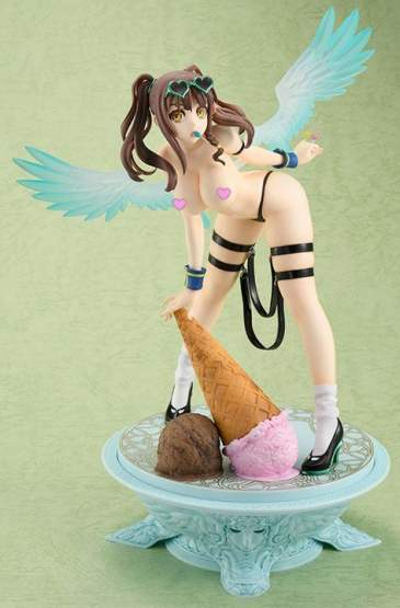 Raphael Mäßigung (Seven Heavenly Virtues: Temperance) PVC-Statue 1/8 25cm Hobby Japan