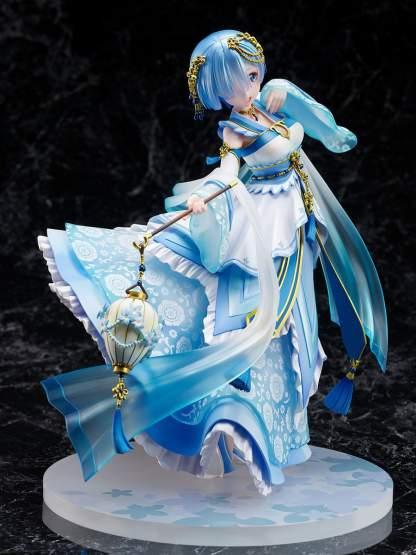Rem Hanfu Version (Re:ZERO Starting Life in Another World) PVC-Statue 1/7 24cm FuRyu