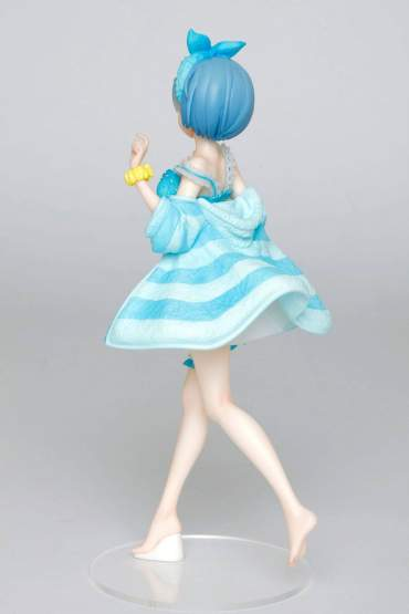 Rem Room Wear Version (Re:ZERO Starting Life in Another World) PVC-Statue 21cm Taito Prize