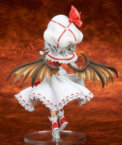 Remilia Scarlet Touhou Kourindou Version (Touhou Project) PVC-Statue 16cm Ques Q