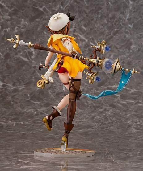 Ryza Reisalin Stout (Atelier Ryza 2: Lost Legends & the Secret Fairy) PVC-Statue 1/7 24cm Wonderful Works