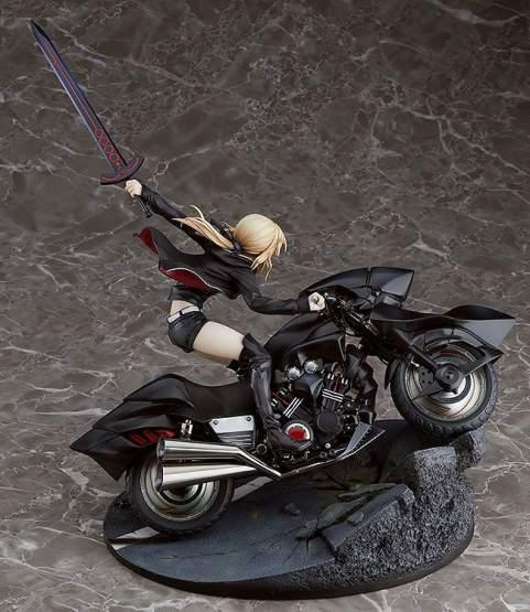 Saber/Altria Pendragon Alter & Cuirassier Noir (Fate/Grand Order) PVC-Statue 27cm Good Smile Company