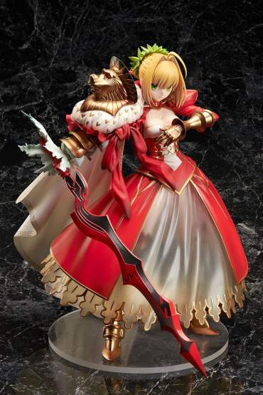 Saber/Nero Claudius 3rd Ascension (Fate/Grand Order) PVC-Statue 1/7 23cm Stronger