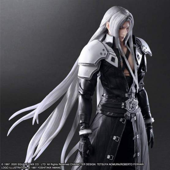 Sephiroth (Final Fantasy 7 Remake) Play Arts Kai Actionfigur 28cm Square Enix