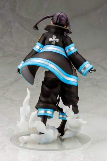 Tamaki Kotatsu Glows in the Dark (Fire Force) ARTFXJ PVC-Statue 1/8 20cm Kotobukiya